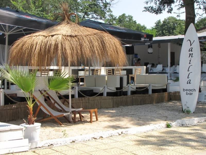 Плажен бар Ванила (затворено)