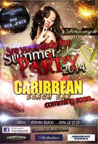 Откриване на Дискотека Кариби Китен - Лято 2014