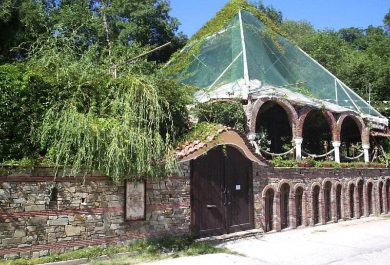 Ресторант Рибарски хан (затворено)